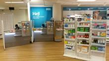 Apoteksgruppen nu i ny permanent lokal i Smålandsstenar!