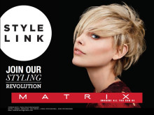 Matrix Style Link