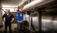 Gaskraftverk minskade energiförbrukningen med 90 procent