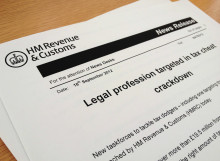Legal profession targeted in tax cheat crackdown