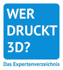 WER DRUCKT 3D (Unternehmensvorstellung IV)
