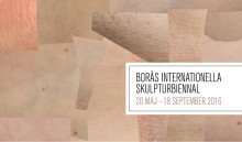 Borås Internationella Skulpturbiennal 2016 invigs den 20 maj