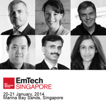 Last Chance to Register for EmTech Singapore