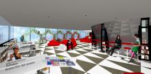 Arcona bygger framtidens bibliotek på Kulturhuset i Stockholm