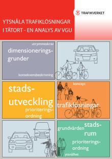 Ny rapport: Är stadens trafikytor överdimensionerade?