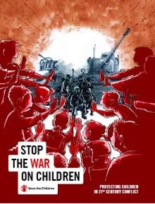 Rädda Barnen lanserar ny rapport: Nästan 1 av 5 barn lever i krigszon