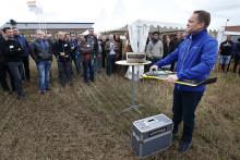 Robotar och förarlöst – redan verklighet inom lantbruket