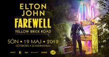 Sir Elton John - snart släpps biljetterna!