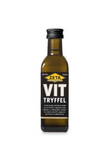 Zeta lanserar olivolja med smak av dill och vit tryffel i praktiska småflaskor