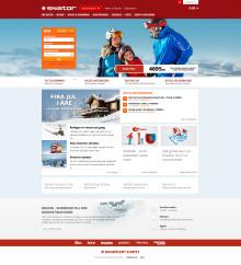 SkiStar AB: Nya skistar.com förenklar för besökaren