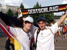 Public Viewing in Leipzig: FIFA Fußball-WM 2014