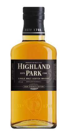 Highland Park Cask Strength - exklusivt för svenska marknaden