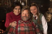 Ny stor dansk julefilm får Martin Buch og Mia Lyhne i hovedrollerne