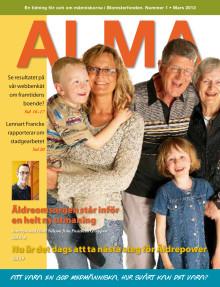 Blomsterfondens medlemstidning Alma, nummer 41