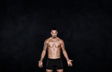 A-Z by Zlatan underwear lansering