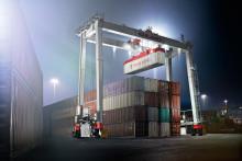 Cavotec powers Konecranes Boxhunter RTG cranes