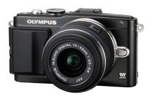 Olympus PEN Lite och mini med OM-D teknologi tar ledningen i klassen kompakta systemkameror