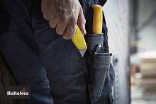 Hultafors lanserer dobbelthylster med sikkerhetskniver