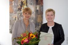 Prof. Dr. Ulrike Tippe offiziell zur Präsidentin der Technischen Hochschule Wildau bestellt / Senat wählte Vorsitzenden und Vizepräsidenten