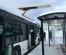 Hållbart resande med elbussar