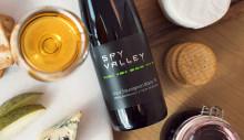 NYA Spy Valley Iced Sauvignon Blanc - gjort på frysta druvor