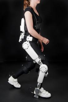 Klinisk prövning av Robotdräkten på Danderyds sjukhus