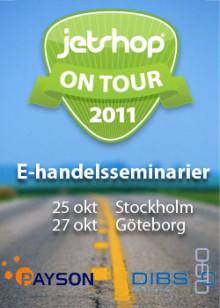 Jetshop Ontour med Payson (Göteborg)