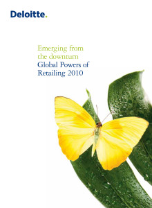 Global Powers of Retailing 2010