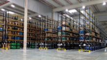 DACHSER erweitert Lagerkapazität in Spanien