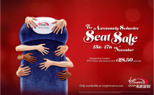 "Travel First Class for less in the Virgin Trains ""Awesomely Seductive Seat Sale"""