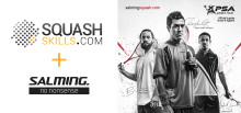 SquashSkills and Salming in exciting partnership deal!