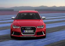 Revolutionerande prestanda: Nya Audi RS 6 Avant