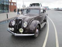 Historiska fordon hotas av svenska myndigheter