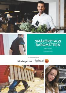 Småföretagsbarometern Skåne 2016