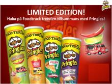 Pringles FOODTRUCK - först på Hemmakväll!