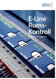 Broschyr E-Line rumskontroll