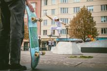 Årets stora skateboardarrangemang med konferensen Pushing Boarders