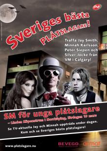 Folkfest, när SM-finalen i plåtslageri firar 25 år!