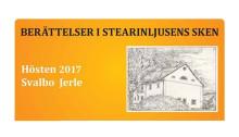 Dags igen för författarkvällar i Svalbo som firar 30 år