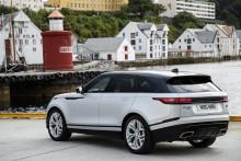 Skarp beskatning på Land Rover og Range Rover