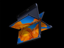 Huawei lanserar nya Huawei Mate Xs