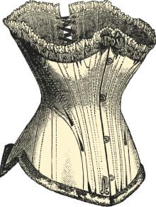 Les corsets modernes Vs les corsets traditionnels – Leurs différences et leur évolution