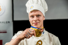 Tintin Larsson är vinnare i SM Unga Bagare 2017