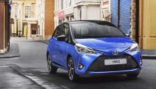 Toyota Yaris 2017 oppnår fem stjerner i Euro NCAP sikkerhetstest