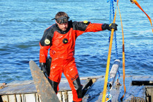 Viking HAZTECH – A new extraordinary dry suit added to the Viking portfolio