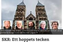 Svenska kyrkoledare: Låt reformationen leda oss till hopp och fördjupad enhet