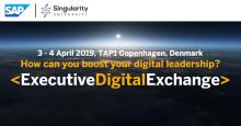 Smarta ledare engagerar sig i teknikbaserade nätverk och partnerskap – välkommen till Executive Digital Exchange
