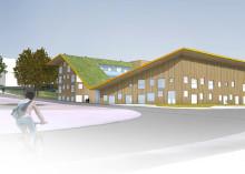 Konstuppdrag utlyses för Hälsocentrum i Lindesberg