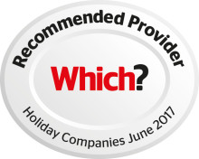 RAMBLERS WALKING HOLIDAYS RECOGNISED WITH WHICH? RECOMMENDED PROVIDER STATUS