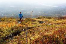 3 x trailrunning under  Åre Höstmarknad